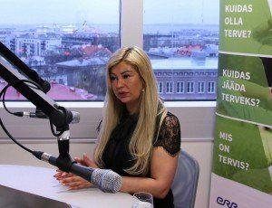 Terviseraadio.ee - Foto2 - Sõltuvused - Jaana Lukovnikova - 02.02.2017